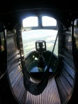 The Tailgunners position