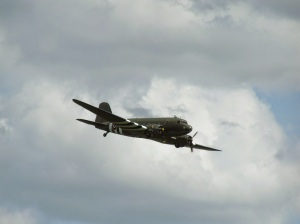 The Battle Of Britain Memorial Flights Dakota III