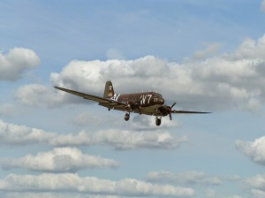 """""""Whiskey 7"""" on approach."""