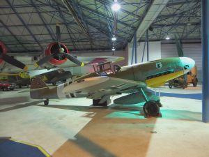 Me-109G Black 6