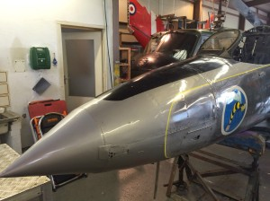 The Gnat F1 Restoration Project.
