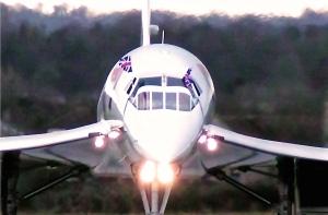 Concordes final bow.