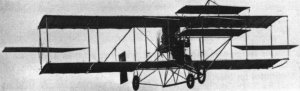 A Curtiss D Pusher.