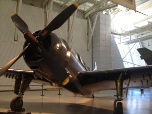 Curtiss Helldiver at the National Air and Space Museum.