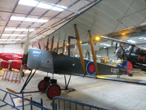 Avro 504 at the Shuttleworth Collection.