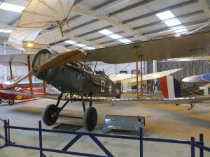 Bristol F2b Fighter.
