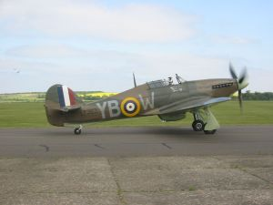 LF363 at Duxford In 2007.