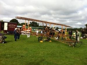 Shuttleworth's Camel replica in 2013.