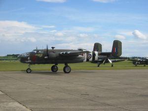 """B-25 Mitchell """"Grumpy"""""""