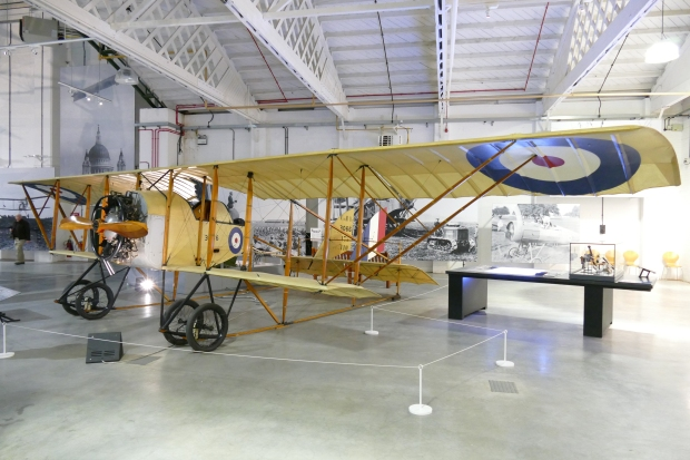 The Caudron C.3, some variants of this type featured an Anzani Radial.
