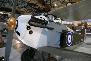 The Sopwith Dolphin.