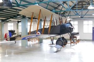 The Avro 504.