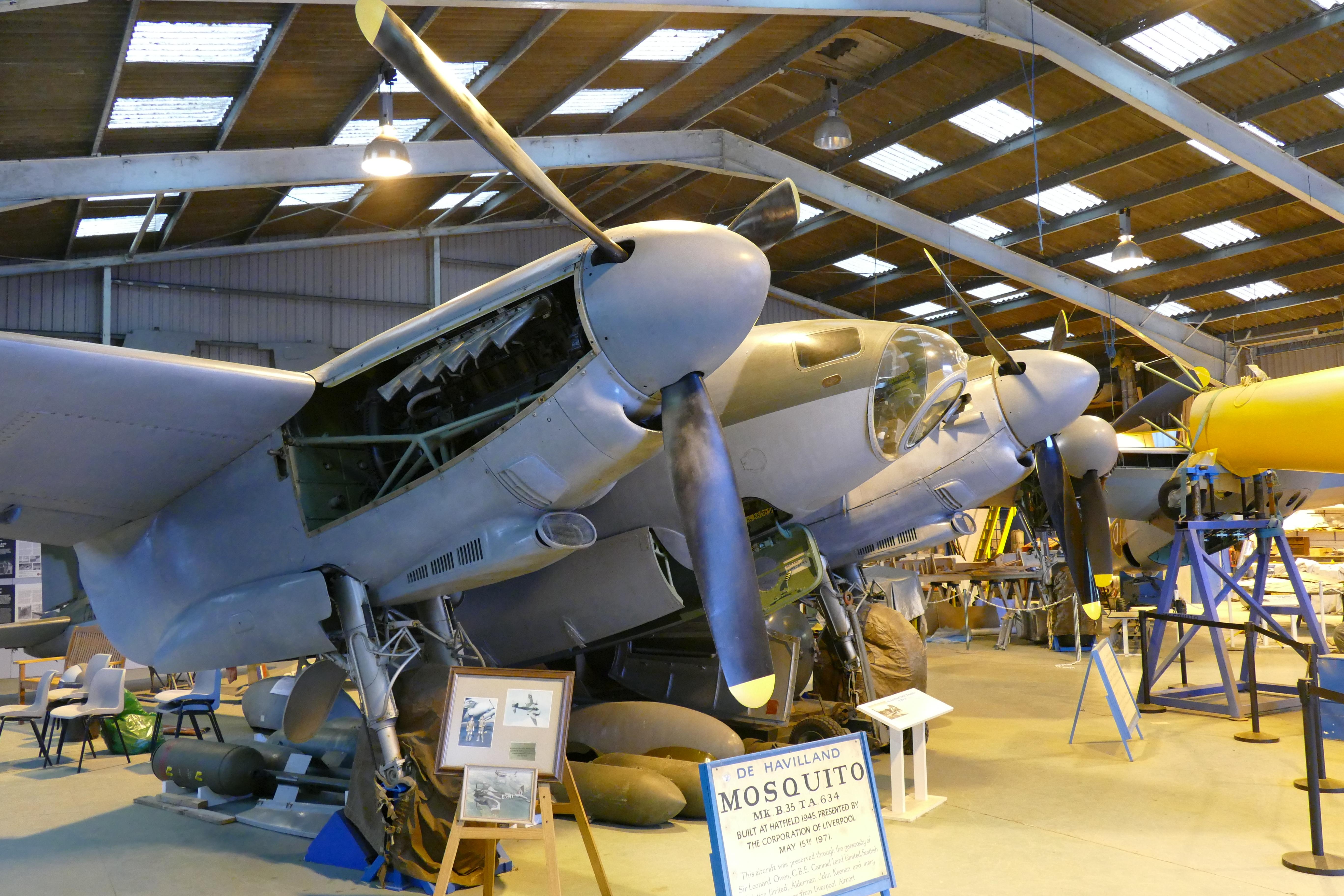 Museum Profile: de Havilland A...