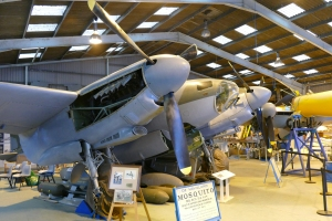 TT.35 TA634 at the de Havilland aircraft museum.