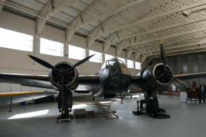 A more recent view of the Blenheim without covers.