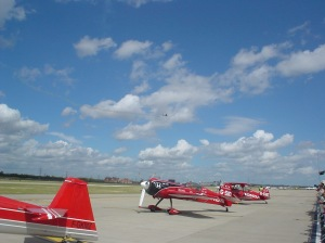 It wasn't just Warbirds at the show either!