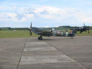 MH434 at Duxford