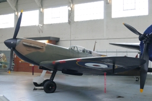 An early example of the production Spitfire.