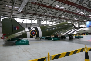 A wider look at the Douglas Dakota.