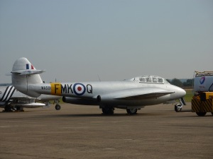 at Duxford in 2011.