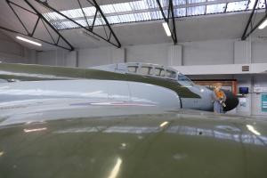 TT.20 WD646 at RAF Manston History Museum.