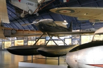 The Supermarine S.6b is just one of the many impressive exhibits on display at the Science Museum.