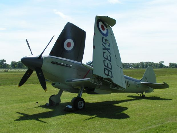 G-KASX at Old Warden in 2006.