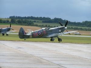 seen here at Flying Legends a few years ago.