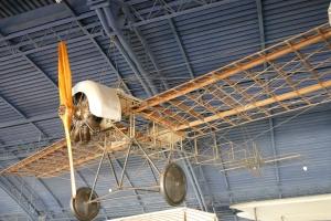 The sparse Fokker Eindecker