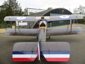 Another look at the Sopwith Pup.
