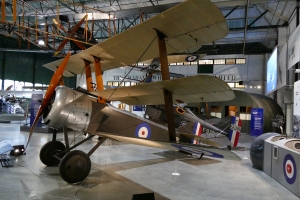 Another look at Hendon's Triplane.