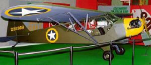 An L4 Cub in US Air Force Markings - US AIR FORCE.
