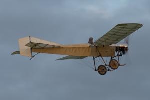 The Blackburn Monoplane.