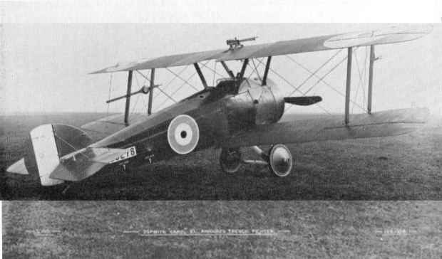 Sopwith TF.1 - The Ground attack Camel.