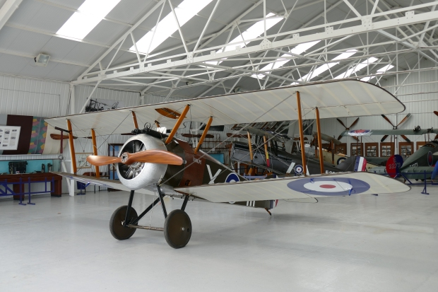 The Shuttleworth reproduction.