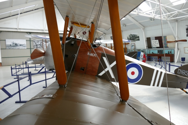Undoubtedly an icon of the First World War, the Camel truly made its mark on aviation history.