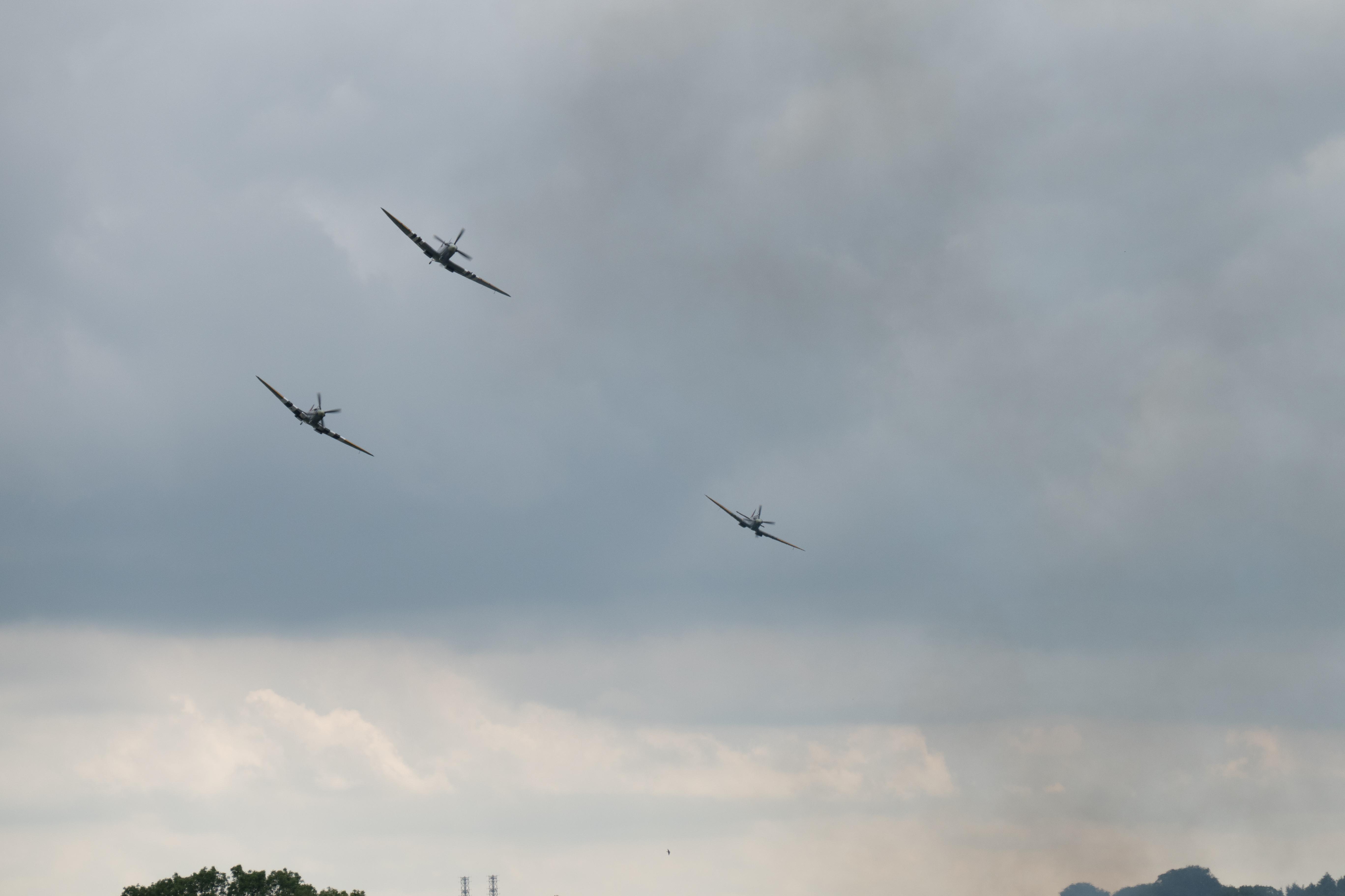 Biggin Hill Festival Of Flight >> Biggin Hill Festival of Flight – 13th June 2015 – Warbird Tails