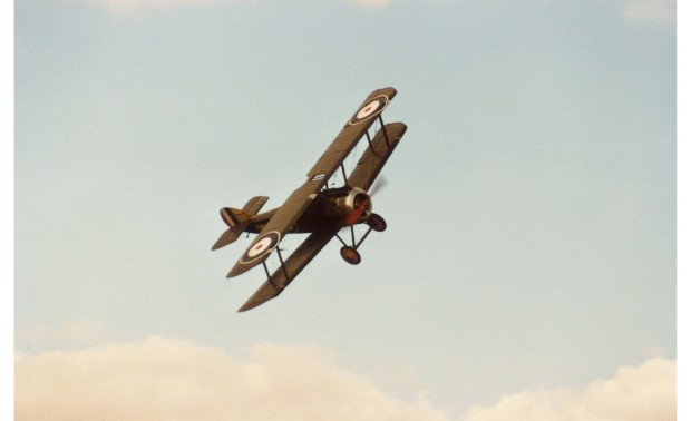 In a past life, at Old Warden in 1993. - Photo courtesy of Richard Crockett