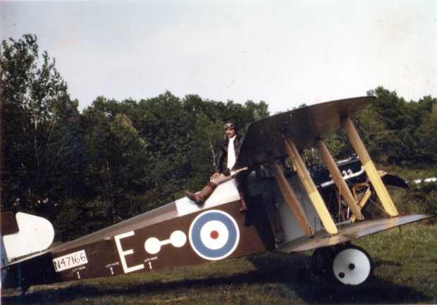 Another look at the Cole Palen replica - Old Rhinebeck Aerodrome