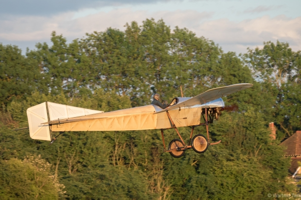 The gem of the Edwardian collection, the Blackburn Monoplane.
