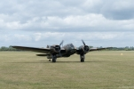 The Blenheims arrival was one of those great moments in my airshow memory.