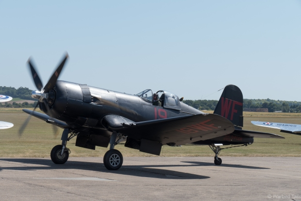It was great to see this German based Corsair make it to Legends for the first time in a few years.