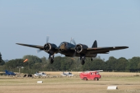 Watching the Blenheim fly out of Headcorn was a real highlight.