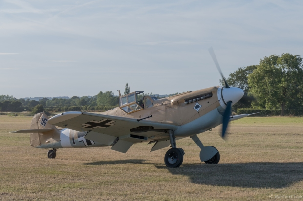 Headcorn always provides up-close views of taxiing aircraft.