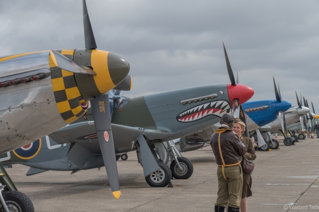 The flightline walk always offers a great up close look at the display aircraft.