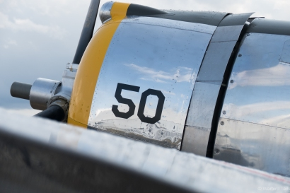 The P-36c is truly stunning up close.