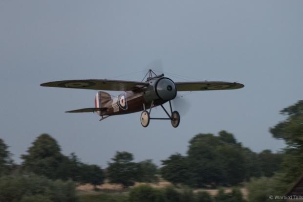 The Bristol M1C.