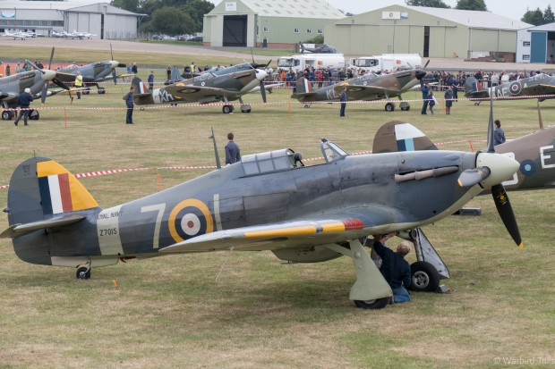Sea Hurricane I -