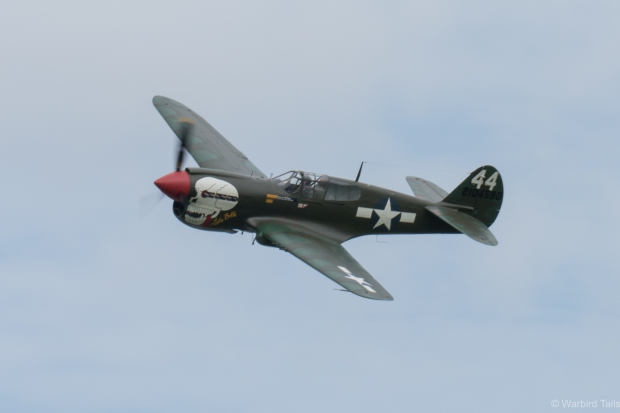 """""""Lulu Belle"""" rounds the corner at the end of the Dunsfold display line."""