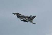The wonderful Spitfire and Typhoon pair.